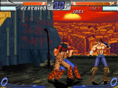 Hokuto no Ken - Way of Masters screenshot 3