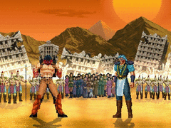 Hokuto no Ken - Way of Masters screenshot 7