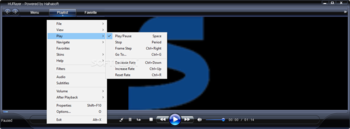 HUPlayer screenshot