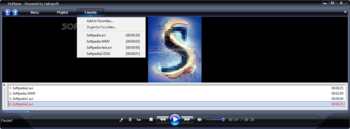 HUPlayer screenshot 3