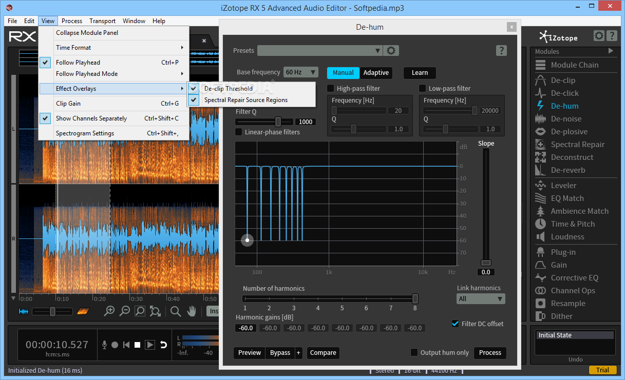 iZotope RX Advanced Audio Editor - Review and Download