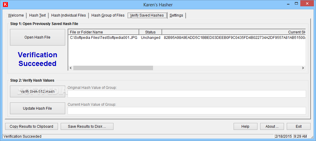 Karen's Hasher - Download Free with Screenshots and Review