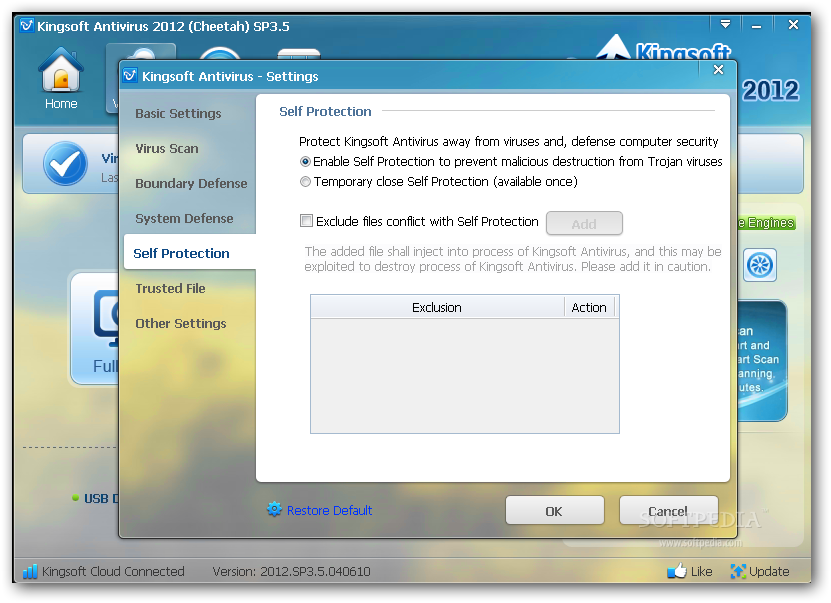 Kingsoft Antivirus - Download Free with Screenshots and Review