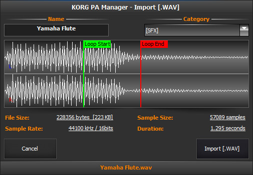KORG PA Manager - Review and Download