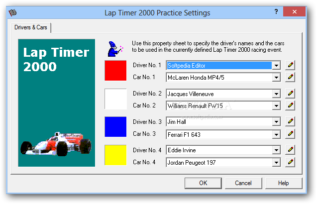 Laptimer 2000 >> Lap Timer 2000 Download Free With Screenshots And Review