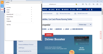 LastPass for Maxthon screenshot 3