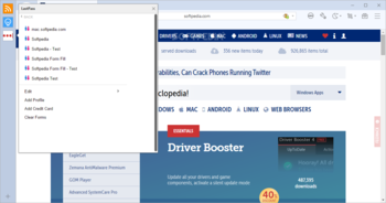 LastPass for Maxthon screenshot 4