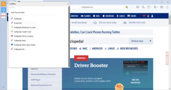 LastPass for Maxthon screenshot 5