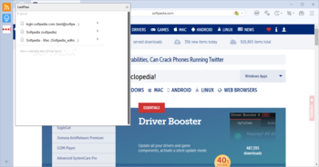 LastPass for Maxthon screenshot 7