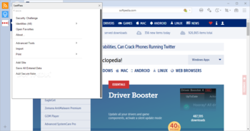 LastPass for Maxthon screenshot 8