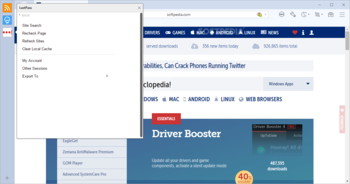 LastPass for Maxthon screenshot 9