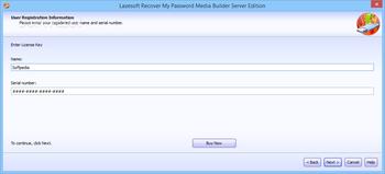 lazesoft server edition