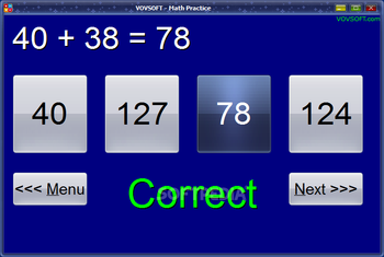 Math Practice screenshot 4