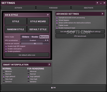 MAutoPitch screenshot 7