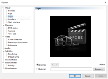 Media Player Classic - Black Edition Portable screenshot 9