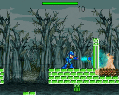 Mega Man Resurrection screenshot