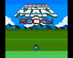 Mega Man Rocks! screenshot