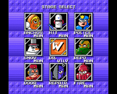 Mega Man Rocks! screenshot 2