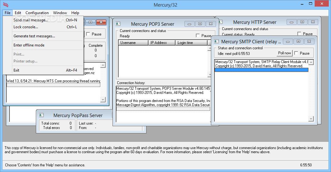 Telecharger Mercury32 Download