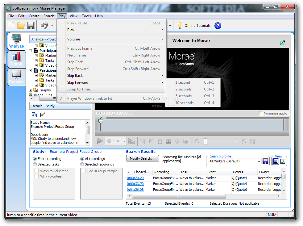 Morae - Download Free with Screenshots and Review