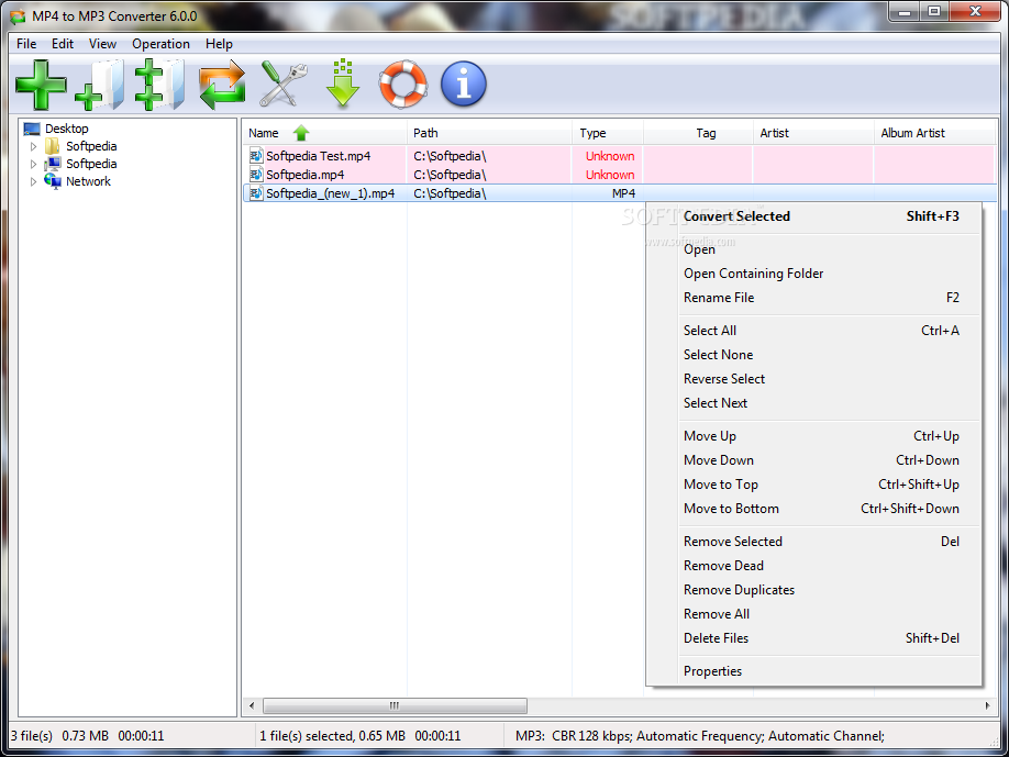 MP4 to MP3 Converter - Download Free with Screenshots and Review