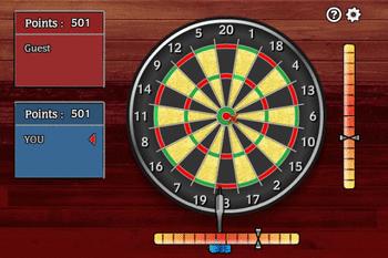 Darts Multiplayer