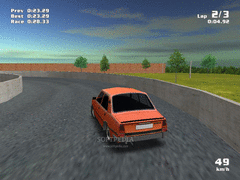 MultiRacer screenshot 2