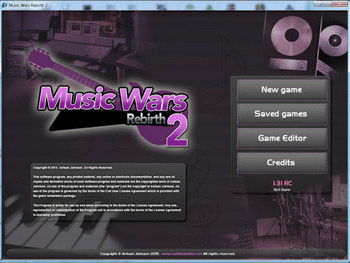 Music Wars Rebirth 2 screenshot 2