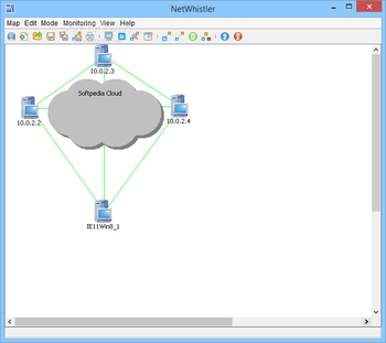 NetWhistler screenshot