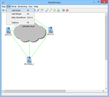 NetWhistler screenshot 3