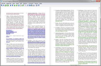 PDF Compare screenshot