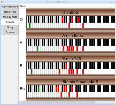 Piano Harmony Midi Studio Pro Download Free With Screenshots And