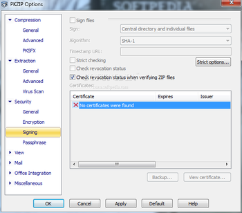 PKZIP - Download Free with Screenshots and Review
