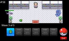 Pokemon Tower Defense screenshot 3