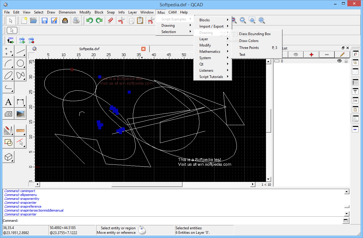 QCAD Professional - Review and Download