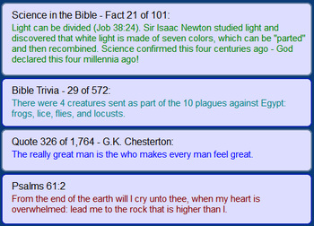 Ready Bible Study and Reference screenshot 4