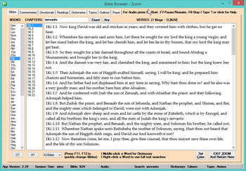 Ready Bible Study and Reference screenshot 7
