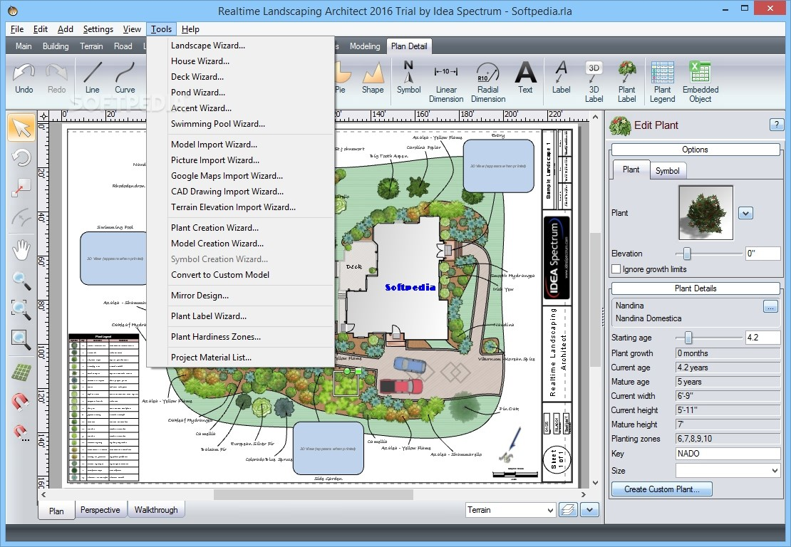 Realtime landscaping architect 2
