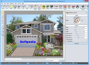Realtime Landscaping Architect 2016 screenshot 13