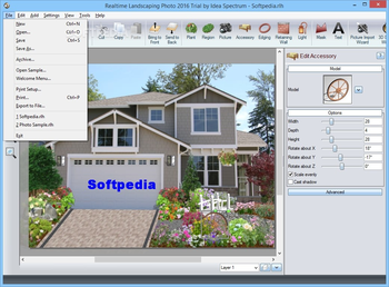 Realtime Landscaping Architect 2016 screenshot 14