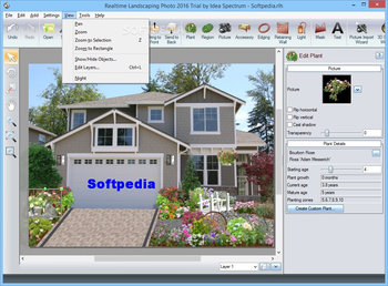 Realtime Landscaping Architect 2016 screenshot 19