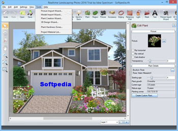 Realtime Landscaping Architect 2016 screenshot 20