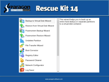 Rescue Kit Free Edition screenshot 2