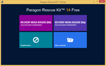 Rescue Kit Free Edition screenshot 3