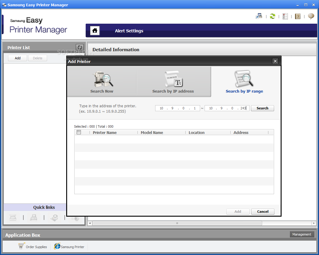 Samsung Easy Printer Manager - Download Free with ...