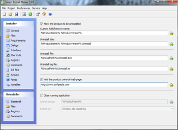 Smart Install Maker screenshot 9