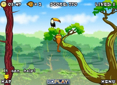 Spider Monkey screenshot