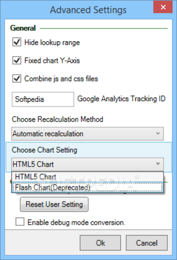 SpreadsheetConverter screenshot 12