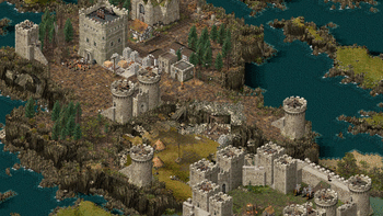 Stronghold v1.4 Patch screenshot 2