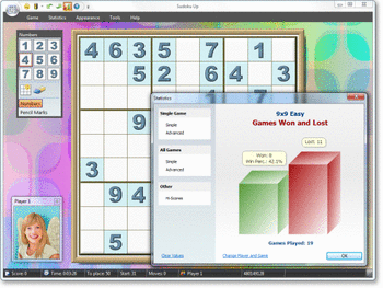Sudoku Up 2014 screenshot 3